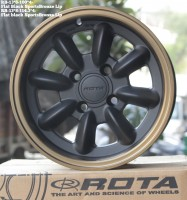 Rota-Alloy wheel