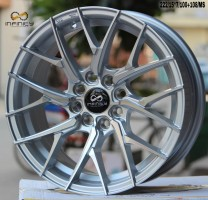 Fast Track Alloy wheel