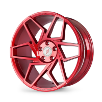 INFORGED IFG 27 CANDY RED COLOUR